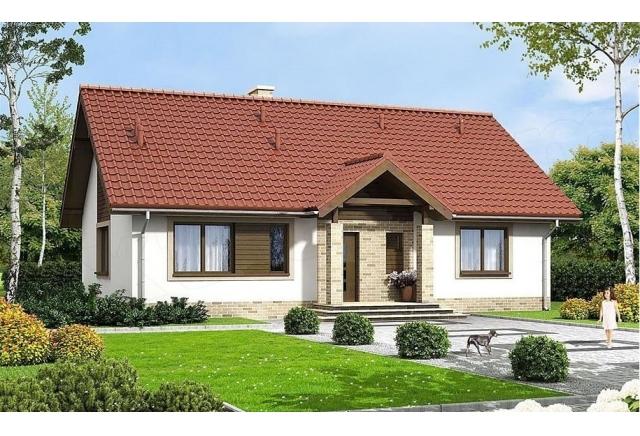 Дом деревенский (2) 108 м2