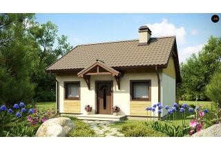 Дом малый 44 м2